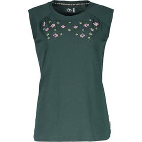 Maloja AntonellaM. - T-shirt manches courtes Femme - Bleu pétrole